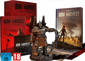 Iron Harvest édition collector (PC)