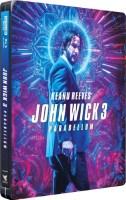 John Wick 3: Parabellum édition steelbook (blu-ray 4K)