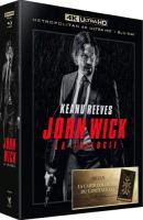 John Wick : La Trilogie (blu-ray 4K)