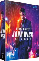 John Wick : La Trilogie (blu-ray)