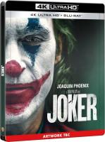 Joker édition steelbook (blu-ray 4K) [visuel temporaire]