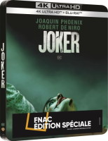 Joker édition steelbook (blu-ray 4K)