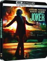 Joker édition steelbook (blu-ray 4K)