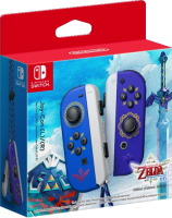 """Paire de joy-con édition """"The Legend of Zelda: Skyward Sword HD"""" (Switch)"""