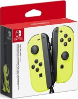 Pack de joy-con jaune néon (Switch)