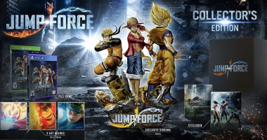 Jump Force édition collector (PS4)