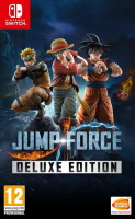 Jump Force édition Deluxe (Switch)