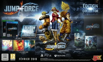 Jump Force édition collector (PS4, Xbox One)
