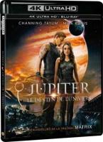 Jupiter : Le destin de l'univers (blu-ray 4K)