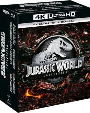 Jurassic World Collection (blu-ray 4K)