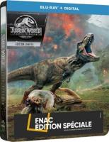 Jurassic World : Fallen Kingdom édition steelbook (blu-ray)