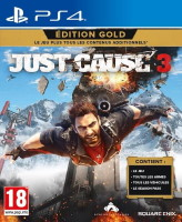 Just Cause 3 édition Gold (PS4)
