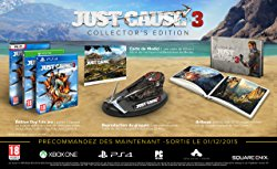 Just Cause 3 édition collector (PS4)