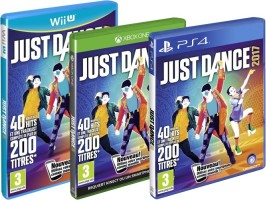 Just Dance 2017 (PS4, Xbox One, Wii U)