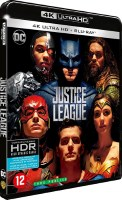 Justice League (blu-ray 4K)