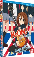 K-ON ! - Le film édition collector (blu-ray)