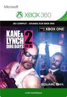 Kane & Lynch 2 : Dog Days (Xbox 360, Xbox One)