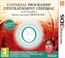 L'infernal programme d'entrainement cérébral du Dr Kawashima (3DS)