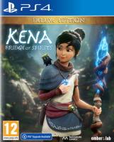 Kena: Bridge of Spirits édition Deluxe (PS4)