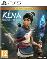 Kena: Bridge of Spirits édition Deluxe (PS5)