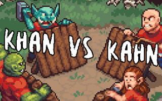 Khan VS Kahn (Windows, Mac)