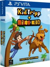 Kid Tripp + Miles & Kilo Collection édition limitée (PS Vita)