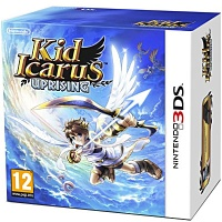 Kid Icarus Uprising + Support (3DS)