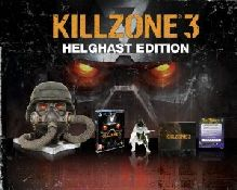 """Killzone 3 édition collector """"helghast"""" (PS3)"""