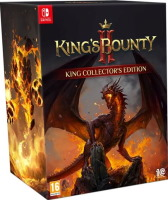 King's Bounty II édition collector (Switch)