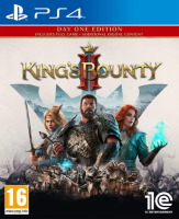 King's Bounty II édition Day One (PS4)