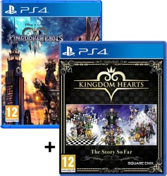 Kingdom Hearts: The Story so Far + Kingdom Hearts III (PS4)