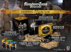 Kingdom Come Deliverance édition collector