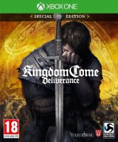 Kingdom Come Deliverance édition spéciale (Xbox One)