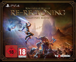 Kingdoms of Amalur Re-Reckoning édition collector (PS4)