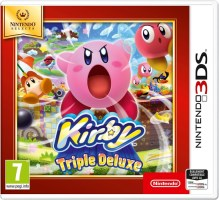 "Kirby Triple Deluxe gamme ""Selects"" (3DS)"