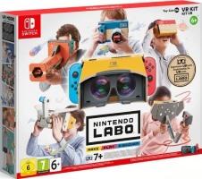 Kit complet VR Nintendo Labo (Switch)