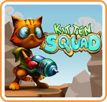 Kitten Squad (Switch)