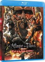 L'attaque des Titans : Film 1 : L'arc et la flèche écarlates (blu-ray)