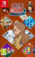 L'aventure Layton : Katrielle et la conspiration des millionnaires édition deluxe (Switch)