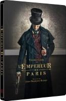 L'empereur de Paris édition steelbook (blu-ray)