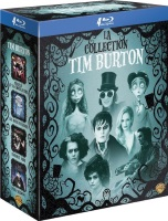 La Collection Tim Burton (blu-ray)