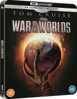La guerre des mondes édition steelbook (blu-ray 4K)