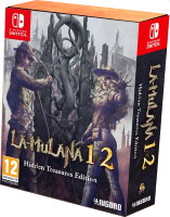 La Mulana 1 & 2 Hidden Treasures Edition (Switch)
