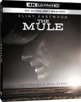 La mule édition steelbook (blu-ray 4K)