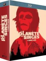 La Planète des Singes : L'héritage (blu-ray)
