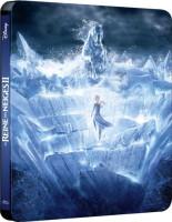 La reine des neiges II édition steelbook (blu-ray 3D)