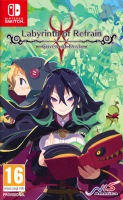 Labyrinth of Refrain Coven of Dusk (Switch)