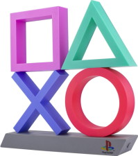 Lampe icones PlayStation XL