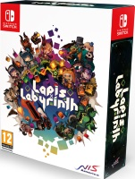 Lapis X Labyrinth édition Limitée XL (Switch)