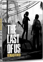 The Last of Us Remastered (Steelbook PS4)
